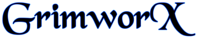 GrimworX Logo